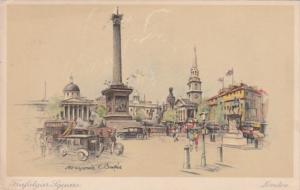 England London Trafalgar Square 1931