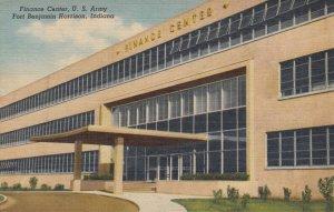 HARRISON , Indiana , 1930-40s ; Finance Center , U.S. Army