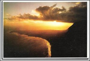 Hawaii Kalaupapa Peninsula Postcard