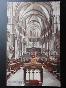 Old PC Canterbury Cathedral, Choir. E. - D.45967