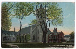 Great Barrington, Mass, St. James Episcopal Church