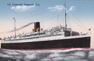 S. S. Yarmouth Steamer Ocean Liner, YARMOUTH, Nova Scotia, Canada, 00-10s