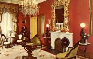 IN - Indianapolis. Morris-Butler Museum, Parlor