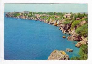CENNET SEHIR ANTALYA, TURKIYE/ Turkey , 50-60s The falls