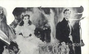 Movie Actor / Actress Gone With The Wind Unused