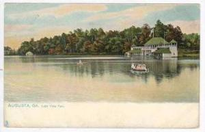 Lake View Park, Augusta, Georgia, pre-1907