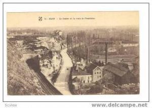 DIJON, France 00-10s Le Foulon et la route de Plombieres