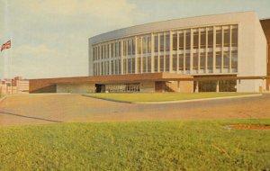 EDMONTON , Alberta , Canada , 1950-60s ; Jubilee Auditorium