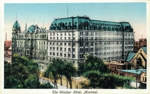 Canada The Windsor Hotel Montreal 03.89
