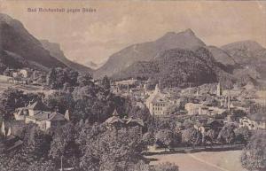 Germany Bad Reichenhall Gegen Sueden 1911