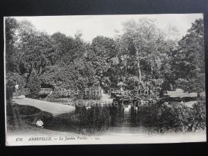 ABBEVILLE Le Jardin Public - Levy LL.176 140515