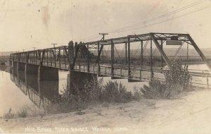 RP: WEISER , Idaho , 1917 ; Snake River Bridge