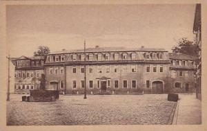 Weimar (Thuringia), Germany, 1900-1910s Das Goethehaus mit dem Sammlungsanbau...