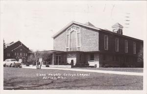 RP: Siena Heights College Chapel, Adrian, Michigan 1961 PU