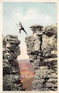 Publisher Fred Harvey Postcard series 79021 Unused