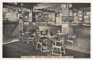 Prince George Hotel , NEW YORK CITY, 1930s ; Tap Room