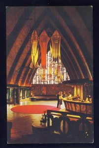 Lihue, Kauai, Hawaii/HI Postcard, Coco Palms Resort, Reception Building, 1967!