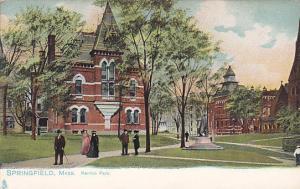 SPRINGFIELD , Massachusetts, 00-10s ; Merrick Park, TUCK#1058