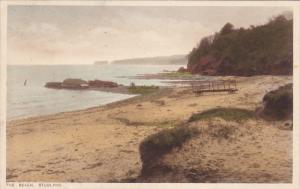 The Beach, STUDLAND (Dorset), England, UK, PU-1937