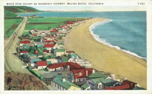 USA Movie Star Colony on Roosevelt Highway Malibu Beach 06.76
