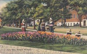 Michigan Holland Tulip Time