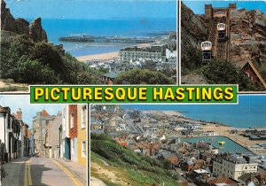 uk44639 picturesque hastings  uk