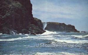 Whaleshead Rock Brookings OR 1968
