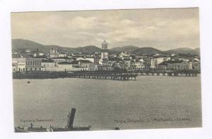 Portugal, Azores, 00-10s   Ponta Delgada - St Michaels, Piers in harbour