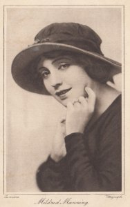 Mildred Manning , 1910s - 1920s ; Actress