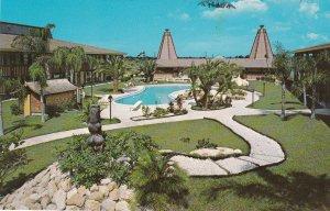 TARPON SPRINGS , Florida , 1970 ; Tahitian Garden
