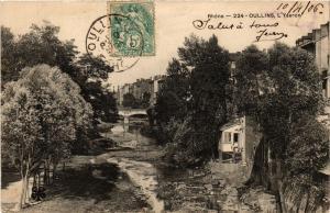 CPA  Oullins - L'Yseron  (692977)
