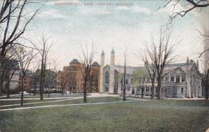 CAMBRIDGE , Massachusetts , 00-10s ; Harvard Grounds