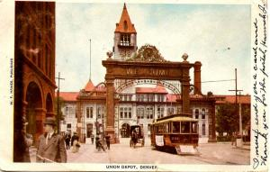 CO - Denver. Union Depot