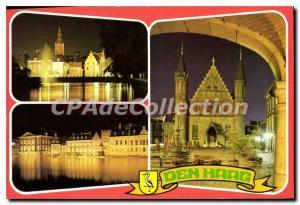 Modern Postcard Den Haag