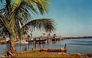 Florida Punta Gorda Yacht Basin On The Peace River