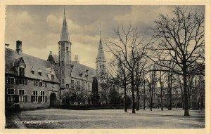 Netherlands Middelburg Abdij Postcard