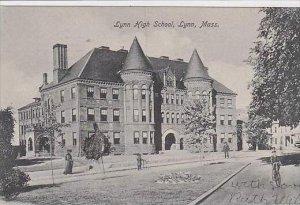 Massachusetts Lynn Lynn High School