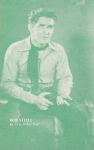 Cowboy Arcade Card Bob Steele