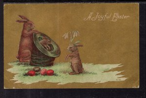 A Joyful Eatser Rabbits BIN