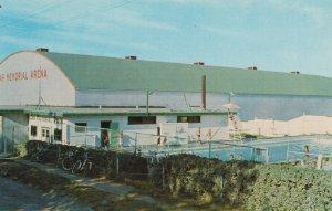 INNISFAIL , Alberta , Canada, 1950-60s ; War Memorial Pool and Arena