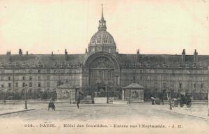 France Paris Hotel des Invalides 02.06