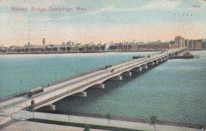 CAMBRIDGE, Massachusetts, PU-1913; Harvard Bridge
