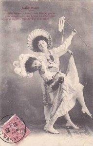 Dance Le Cake Walk Elles dansent 1906