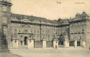 Czech Republic Prag Königliche burg 02.63