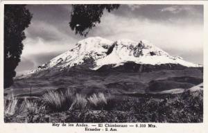 RP, Rey De Los Andes, El Chimborazo- 6.310 Mts., Ecuador, 1920-1940s