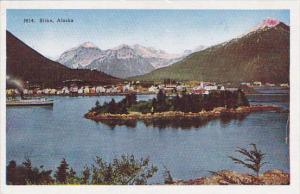 Alaska General View Of Sitka