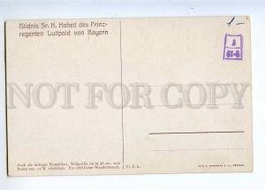 233356 Prince Regent Luitpold of Bavaria by FIRLE Vintage PC