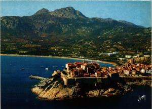 CPM CORSE- Calvi- La Citadelle vue du large (710963)