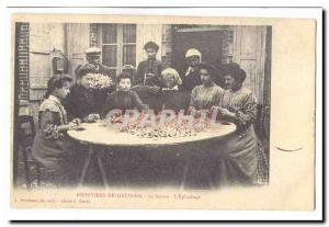 Loiret Postcard Old Surroundings of Pithiviers in Gatinais the saffron Lepluc...