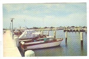 Somers Cove Marina, Greetings from Crisfield, Maryland, 40-60s